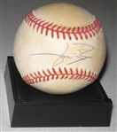 1990 WS MVP Jose Rijo, Signed Ball, PSA/DNA