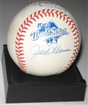 1991 WS MVP Jack Morris, Signed Ball, PSA/DNA