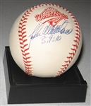 1996 WS MVP John Wetteland, Signed Ball, PSA/DNA