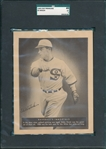 1949 Leaf Premium Ed Walsh SGC 40 *Lowest Pop Report*