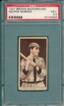 1912 T207 McBride Recruit Little Cigars PSA 3.5
