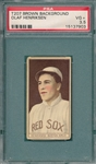 1912 T207 Henriksen Recruit Little Cigars PSA 3.5