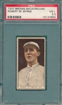 1912 T207 Byrne Recruit Little Cigars PSA 3.5
