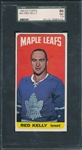 1964-65 Topps HCKY #44 Red Kelly SGC 86
