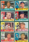 1960 Topps Lot of (301) W/ Mays