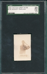 1933 R308 #193 Woody English Tattoo Orbit SGC 20 *Only Two Graded*
