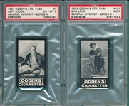 1901/2 Ogdens LTD. Lot of (7) PSA