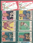 1959 Topps Football Christmas Packs Lot of (2)
