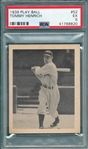 1939 Play Ball #52 Tommy Henrich PSA 5