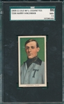 1909-1911 T206 Hinchman, Harry, Old Mill Cigarettes SGC 86