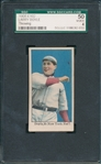 1908 E102 Larry Doyle, Throwing, SGC 50