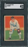 1934-36 Diamond Stars #02 Al Simmons SGC 4