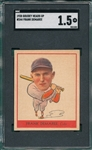1938 Goudey Heads Up #244 Frank Demaree SGC 1.5 *Presents Much Better*
