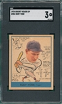 1938 Goudey Heads Up #284 Rudy York SGC 3 *Presents Much Better*