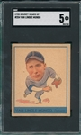1938 Goudey Heads Up #254 Van Lingle Mungo SGC 5