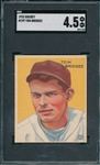 1933 Goudey #199 Tom Bridges SGC 4.5