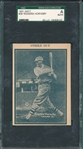 1931 W517 #38 Rogers Hornsby SGC Authentic