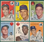 1954 Topps Lot of (56) W/ Rizzuto