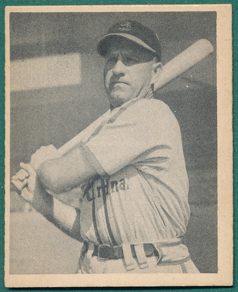 1948 Bowman #17 Enos Slaughter *Rookie*