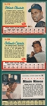 1961-63 Post Cereal Lot of (26) W/ 62 Clemente
