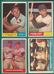 1961 Topps Lot of (195) W/ Brooks Robinson