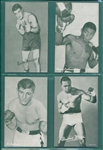1948-52 Exhibits Boxing Complete Set (32)