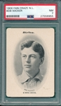 1906 Fan Craze Bob Wicker PSA 7