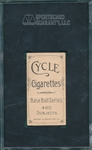 1909-1911 T206 Payne Cycle Cigarettes, SGC 30 *460 Series*
