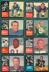 1962 Topps FB Lot of (98) W/ Berry