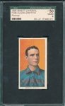 1909-1911 T206 Griffith, Portrait, Sweet Caporal Cigarettes SGC 50 *Factory 25*