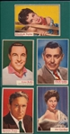 1953 Topps Who-Z-At Star? Near Set (76/80)
