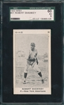 1922 W501 #31 Robert Shawkey SGC 60 *Only 3 Graded*