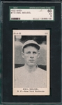 1922 W501 #113 Emil Meusel SGC 60 *Only 3 Graded* *None Graded Higher*