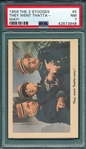 1959 The 3 Stooges #05 they Went Thatta-Way, PSA 7