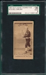 1887 N172 #117-5 Dell Darling Old Judge Cigarettes SGC 30 *Strong Clear Image*