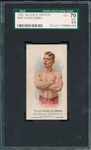 1887 N28 Young Bibby Allen & Ginter Cigarettes SGC 70