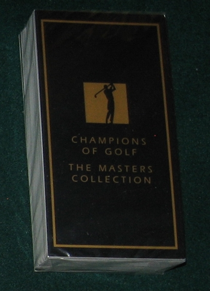 1997-99 Grand Slam Ventures Complete Set in Wrapper W/ Tiger Woods  *Rookie*