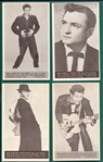 1959 Nu-Cards Rock & Roll Complete Set (64) W/ Elvis Presley