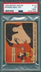 1935 Mickey Mouse #119 Sworda Mad, eh?, PSA 1 (MK) *Hi #*
