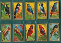 1910s Imperial Tobacco Game Bird Series Complete Set (30)