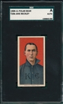 1909-1911 T206 Beckley Polar Bear SGC Authentic