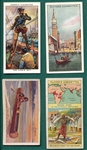 1930s Non Sports Adventures, Lot of (4) Complete Sets