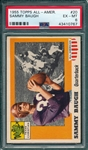 1955 Topps All American #20 Sammy Baugh PSA 6