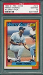 1990 O-Pee-Chee #414 Frank Thomas PSA 10 *GEM MINT* *Rookie*