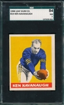 1948 Leaf FB #23 Ken Kavanaugh SGC 84