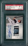 2006 UD Exquisite Collection Jim Thome, 11/30, PSA 8