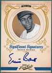 2012 Panini Playoff Prime Cuts Ernie Banks, (15/25)