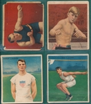 1910s T218 Lot of (39) Champion Athletes W/ Jefferies