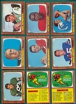 1966 Topps Football Near Complete Set (131/132)