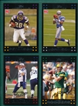 2007 Topps Football Complete Set (440) W/ Adrian Peterson, Rookie